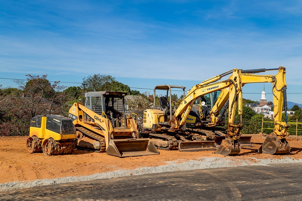 What are some of the benefits of hiring earth-moving contractors?